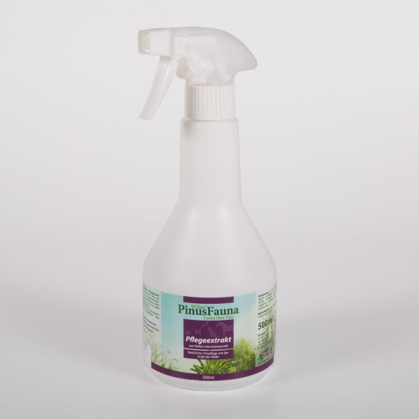 PinusFauna Pflege-Extrakt, Pflegespray für Pferde, Hautpflege