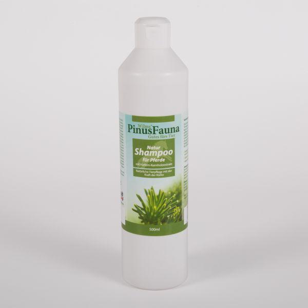 PinusFauna - natürliches Pferdeshampoo