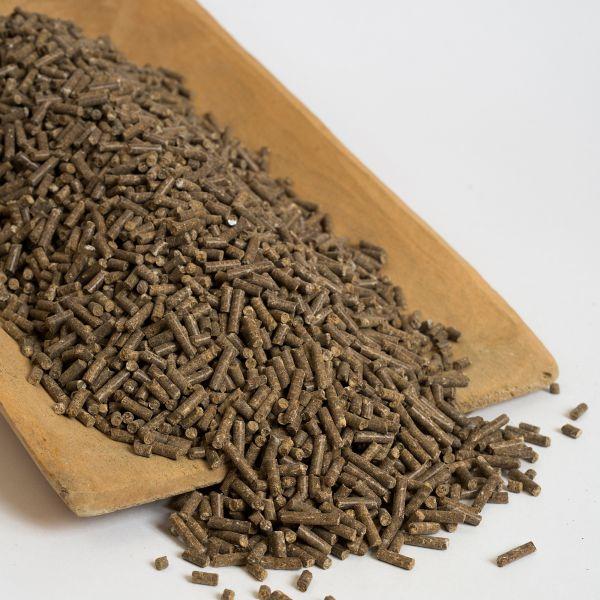 Pelletierter Pferdefutter-Zusatz mit Magnesium