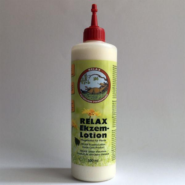 Hautpflege Lotion Pferd auch für Ekzemer